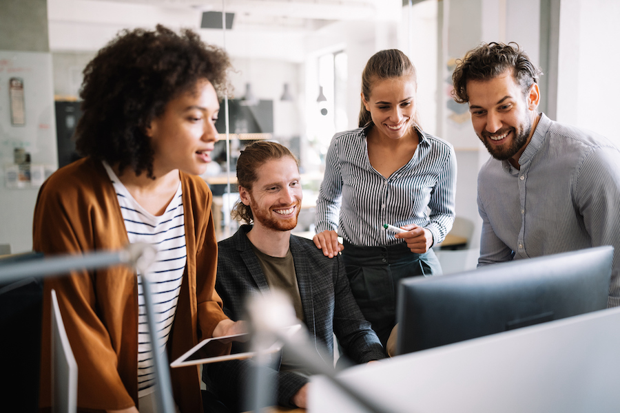 Improving communications, increasing productivity
