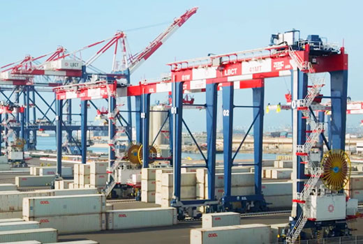 image representing VectorUSA and Cisco Team Up to Build a Fully Automated Container Terminal